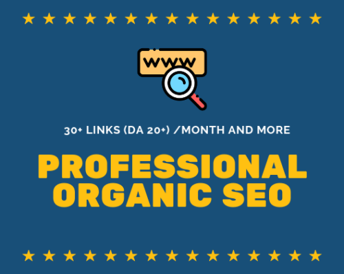Professional Organic SEO Services